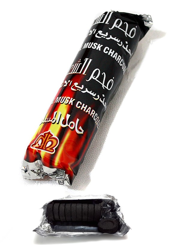 10 Charcoals pack