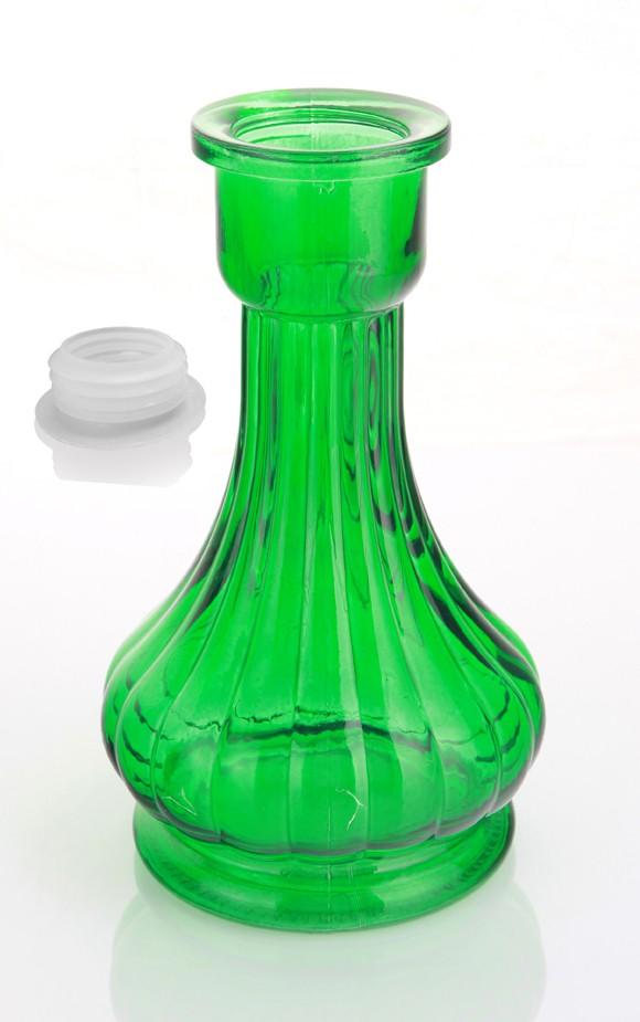 Green Ali Hookah vase
