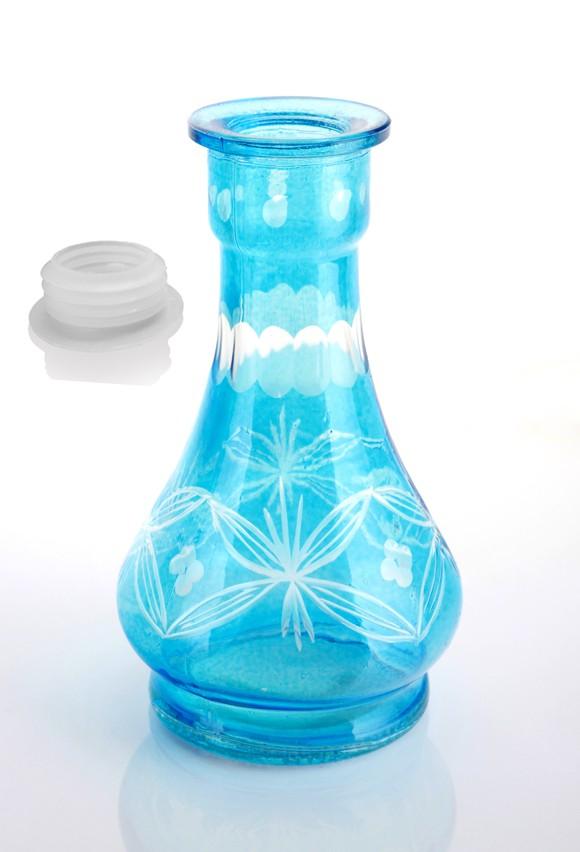 Sky Flora Hookah vase