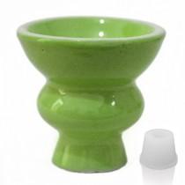 Green hookah bowl