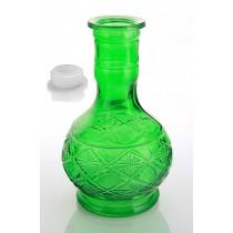 Green Tank Hookah vase