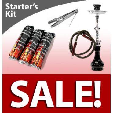 Starters Kit hookah sale!
